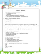 6th grade science worksheets PDF downloads