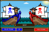 learn about mixtures in this 2nd grade science pirate game