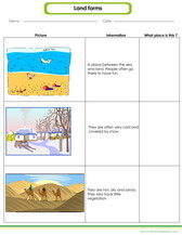 Earth science worksheets pdf downloads
