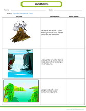 Landforms - EnchantedLearning.com