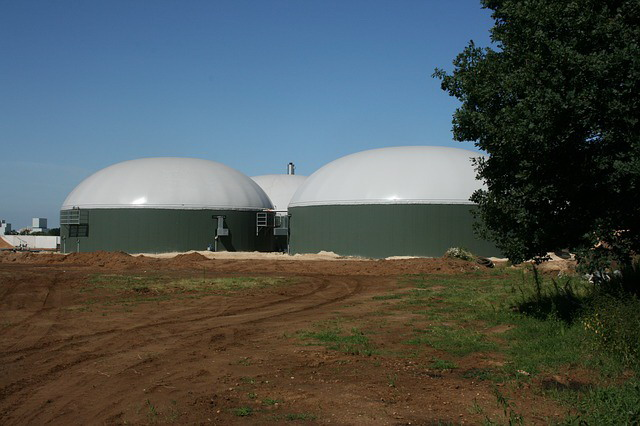 biogas project for kids