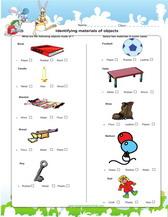Materials Science Activities Worksheets Amp Games