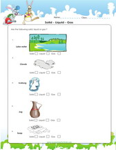 Change Of State Of Matter Games Worksheets For Kids