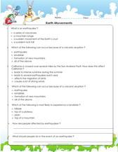 6th grade science worksheets pdf downloads. Black Bedroom Furniture Sets. Home Design Ideas